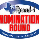 Nomination Round Began March 15 and is extended to April 25